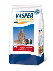 Kasper Faunafood Hobbyline Gemengd Konijnenvoer Met Rode Wortel 3,5kg