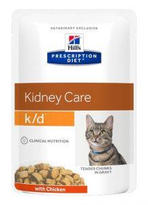 Hill's k/d Kat Kip 85gr