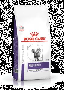 Royal Canin VCN - Neutered Satiety Balance Cat 8kg