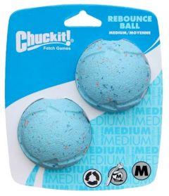 Chuckit Med Rebounce Ball 2 Pack