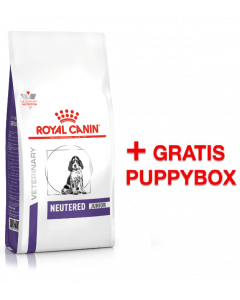 Royal Canin VCN - Neutered Junior Medium Dog