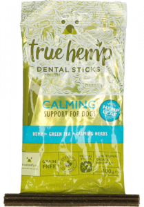 True Hemp Dental Sticks Calming - 100gram