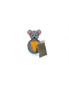 Kong Cat Bat-A-Bout Chime Mouse