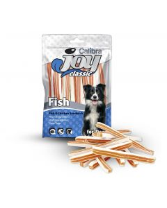 Calibra Joy Classic Dog - Fish & Chicken Sandwich 80 gram
