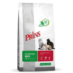 Prins Fit Selection Kattenvoeding Mix 10kg