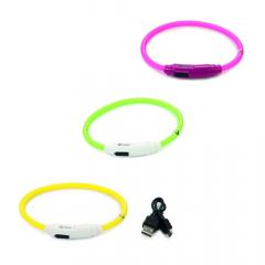 Safety Gear Halsband+USB Flashix