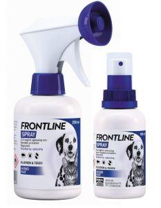 Frontline Spray Hond/Kat - Anti vlooien en tekenmiddel