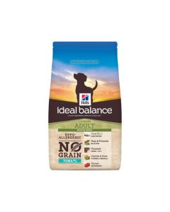 Hill's Ideal Balance Hond Adult Medium Graanvrij Tonijn&Aardappel