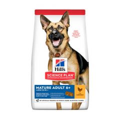 Hill's Science Plan Hond Mature Adult Large Breed Kip 18kg