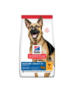 Hill's Science Plan Hond Mature Adult Large Breed Kip 14kg