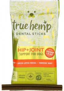 True Hemp Dental Sticks Hip & Joint - 100gram