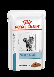 Royal Canin Skin & Coat Kat 12x85gr