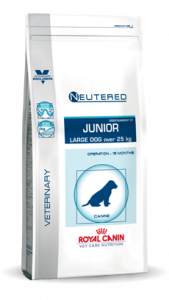 Royal Canin VCN - Large Dog Neutered Junior 12kg