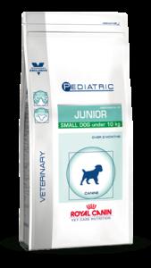 Royal Canin VCN - Pediatric Small Dog Junior 4kg