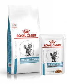 Royal Canin Sensitivity Control kattenvoer