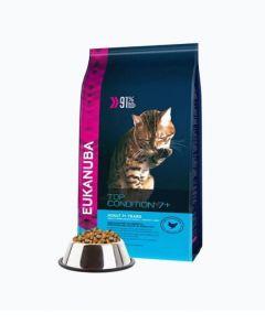 Eukanuba Cat Top Condition 7+ Senior - Kip & Lever