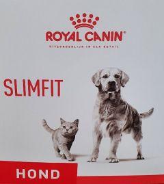 Royal Canin Slimfit Hond pakket