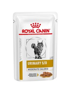 Royal Canin Moderate calorie morsels in gravy
