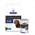 Hill's z/d Food Sensitivities Hond