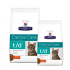 Hill's t/d Dental Care Kat