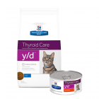 Hill's y/d Thyroid Care Kat