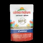 Almo Nature HFC Cat Cuisine Pouch 55gr