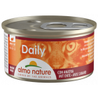Almo Nature Daily Menu Cat Mousse Zeevis