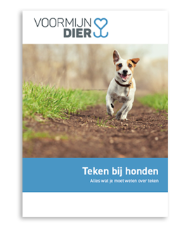 E-book over teken bij honden